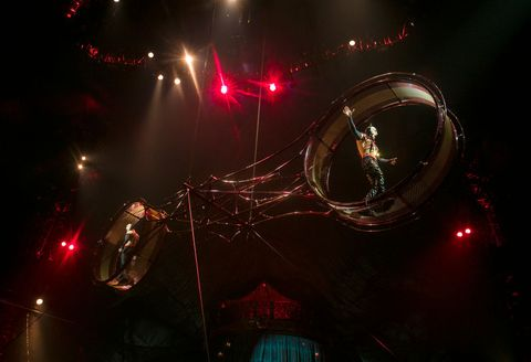 'Kooza' By Cirque Du Soleil In Seville