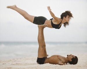 Have You Tried AcroYoga?