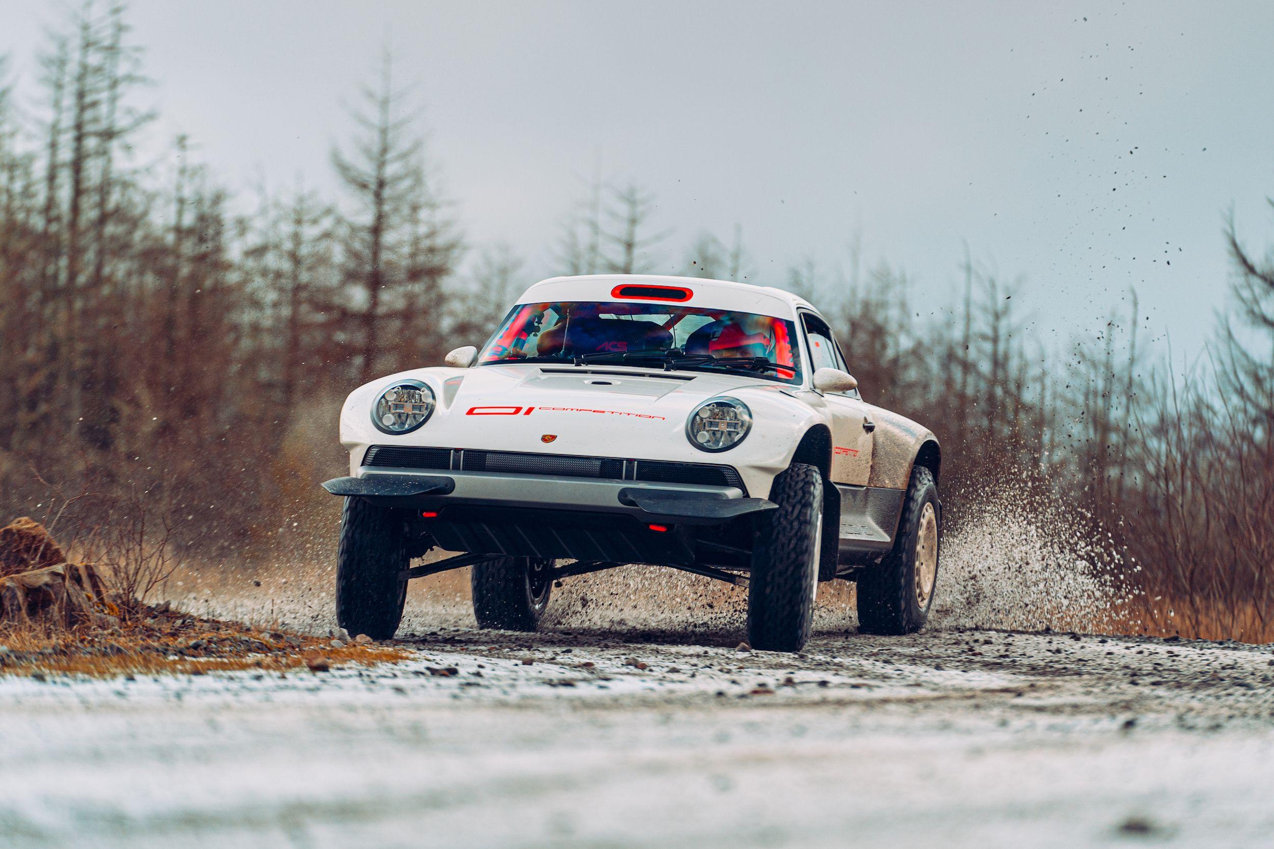 Singer S Latest Build Evokes The Ultimate 80s Porsche The 959