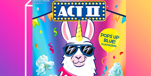 Act II cotton candy popcorn best 2020