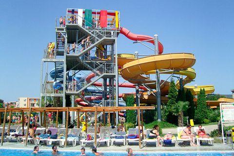 Best water parks in Europe: Druskininkai Aquapark– Druskininkai, Lithuania