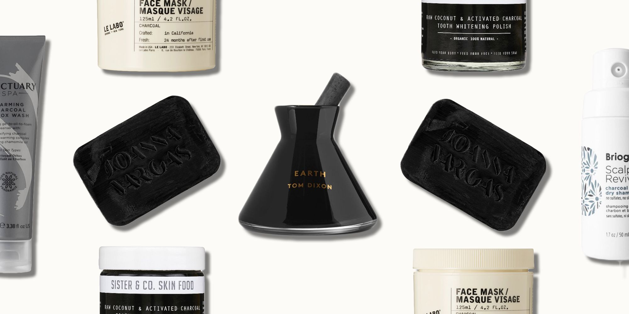 Activated Charcoal Glory Products