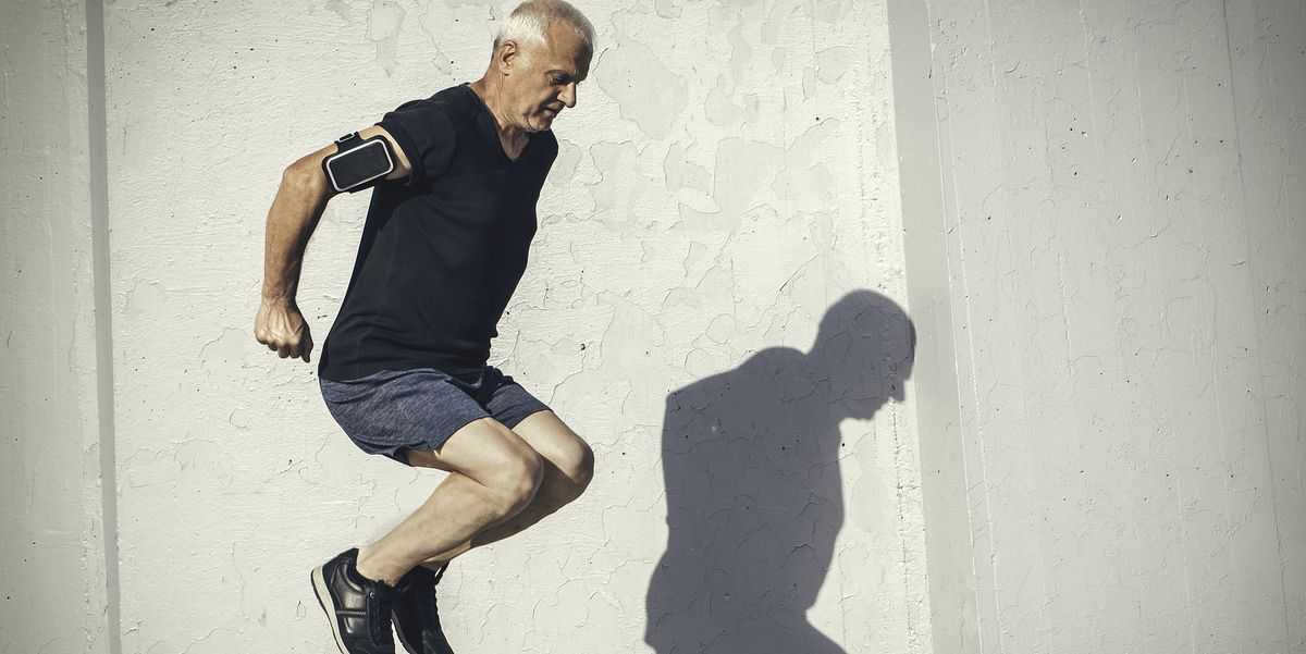 How Men Over 40 Can Still Jump and Land