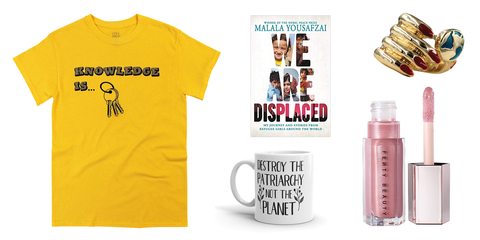 12 Best Gifts for Glo'd Up Revolutionaries 2018 - Activist Gift Guide