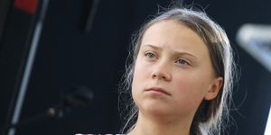 Greta Thunberg Leads Youth Climate Strike