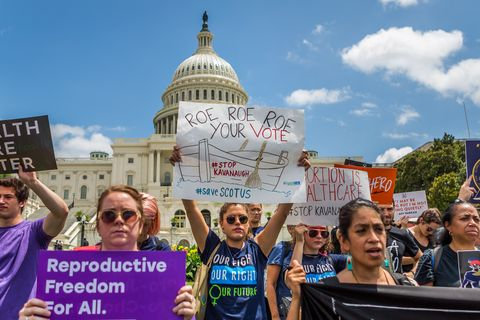 Activists from across the county converged in Washington DC...