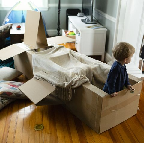 activites-for-toddlers_Cardboard Box