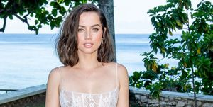 "Ana de Armas- ""Bond 25"" Film Launch at GoldenEye, Jamaica"