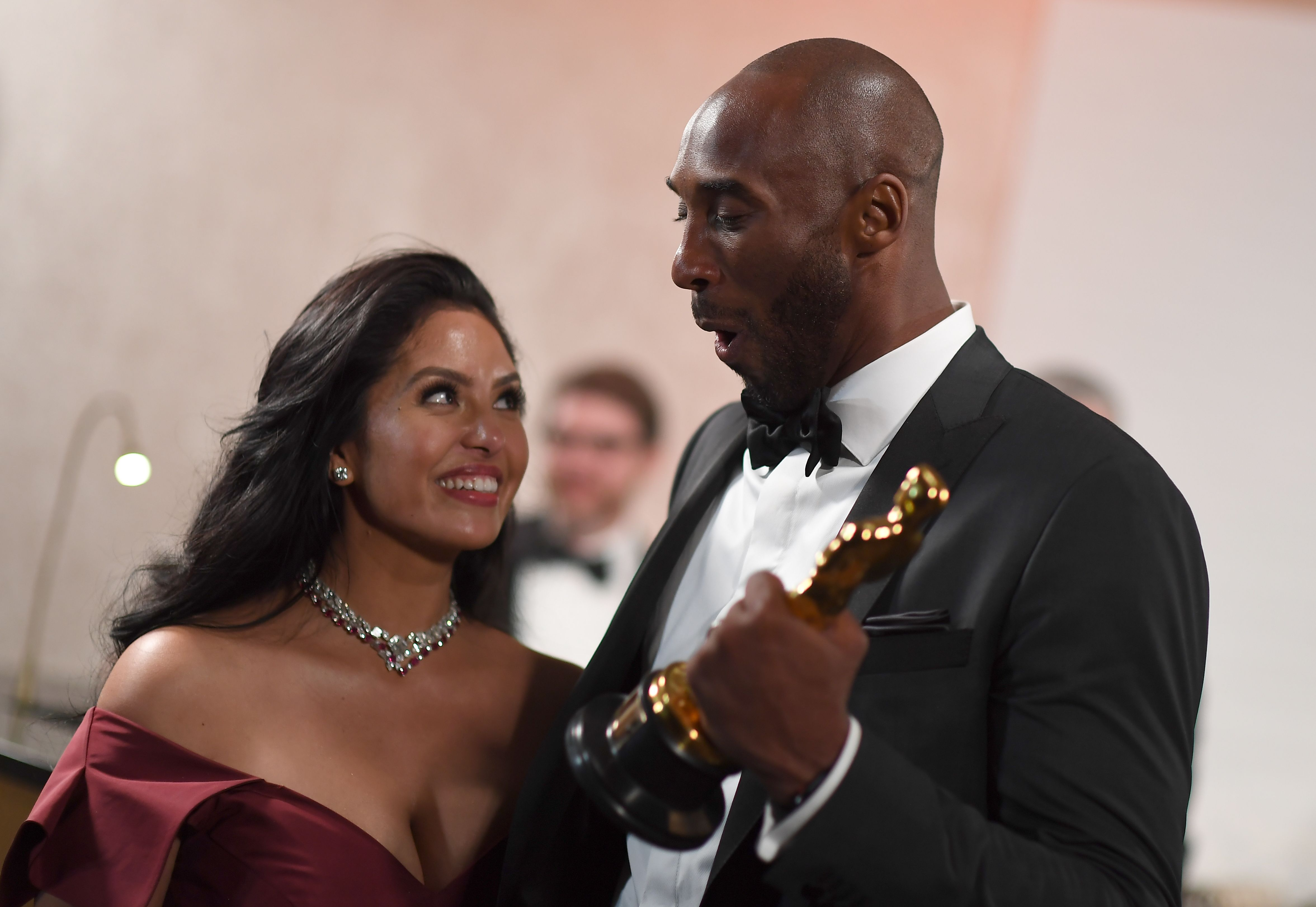 Vanessa Bryant Posted a Moving Response to the Lakers' Kobe Bryant Tribute