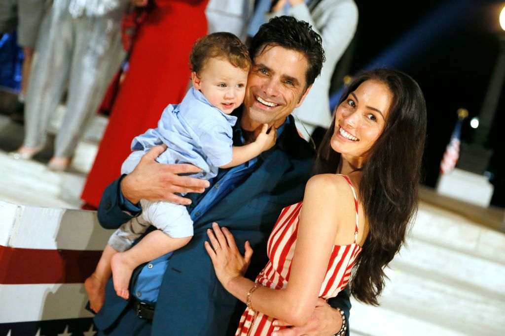 "John Stamos's Son Thinks ""Dada"" Is Elvis and We Don't Blame Him"