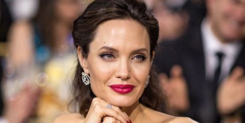 Angelina Jolie gets candid about her split