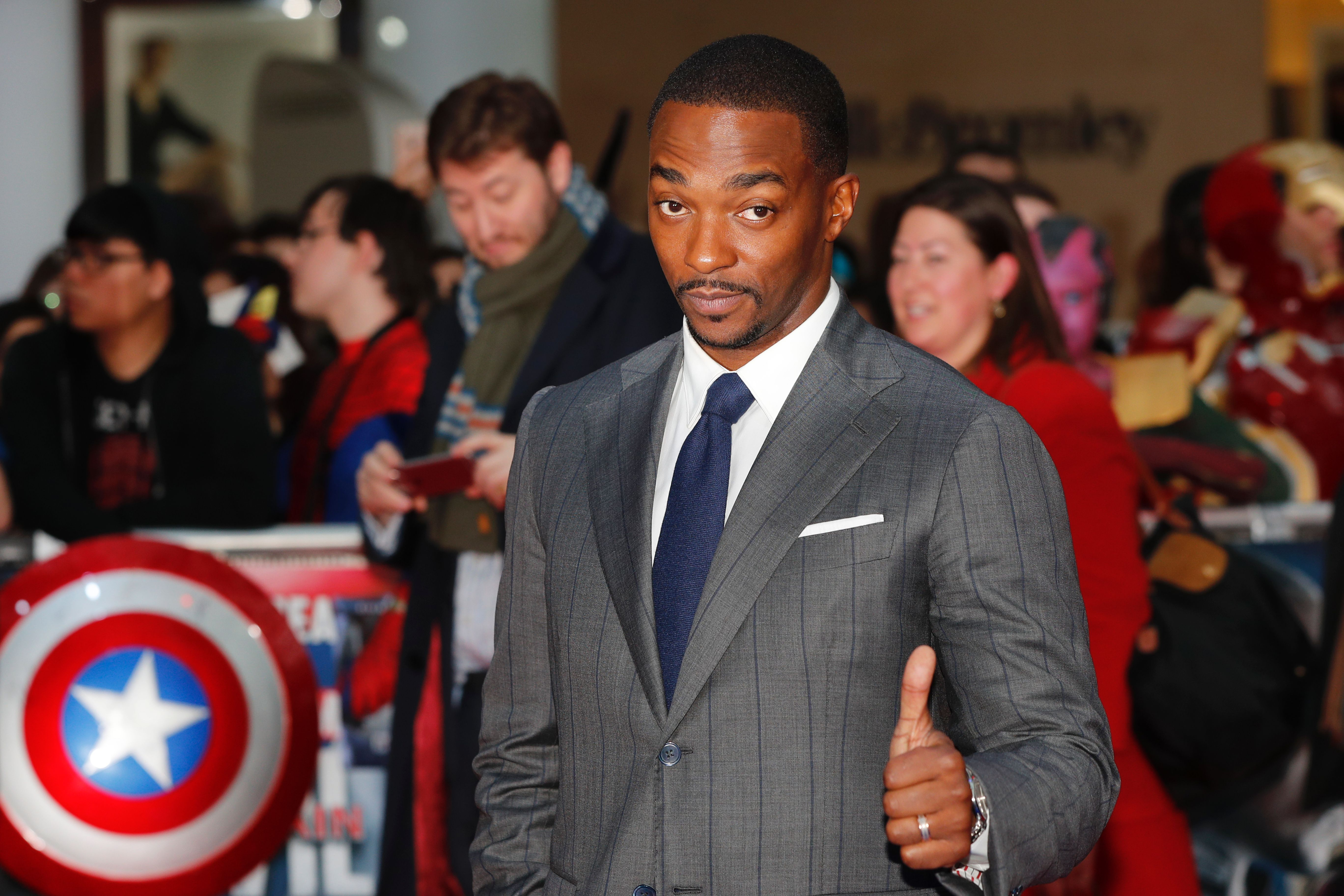Anthony Mackie Was Originally Up for Ben Kinglsey's Role in Iron Man 3