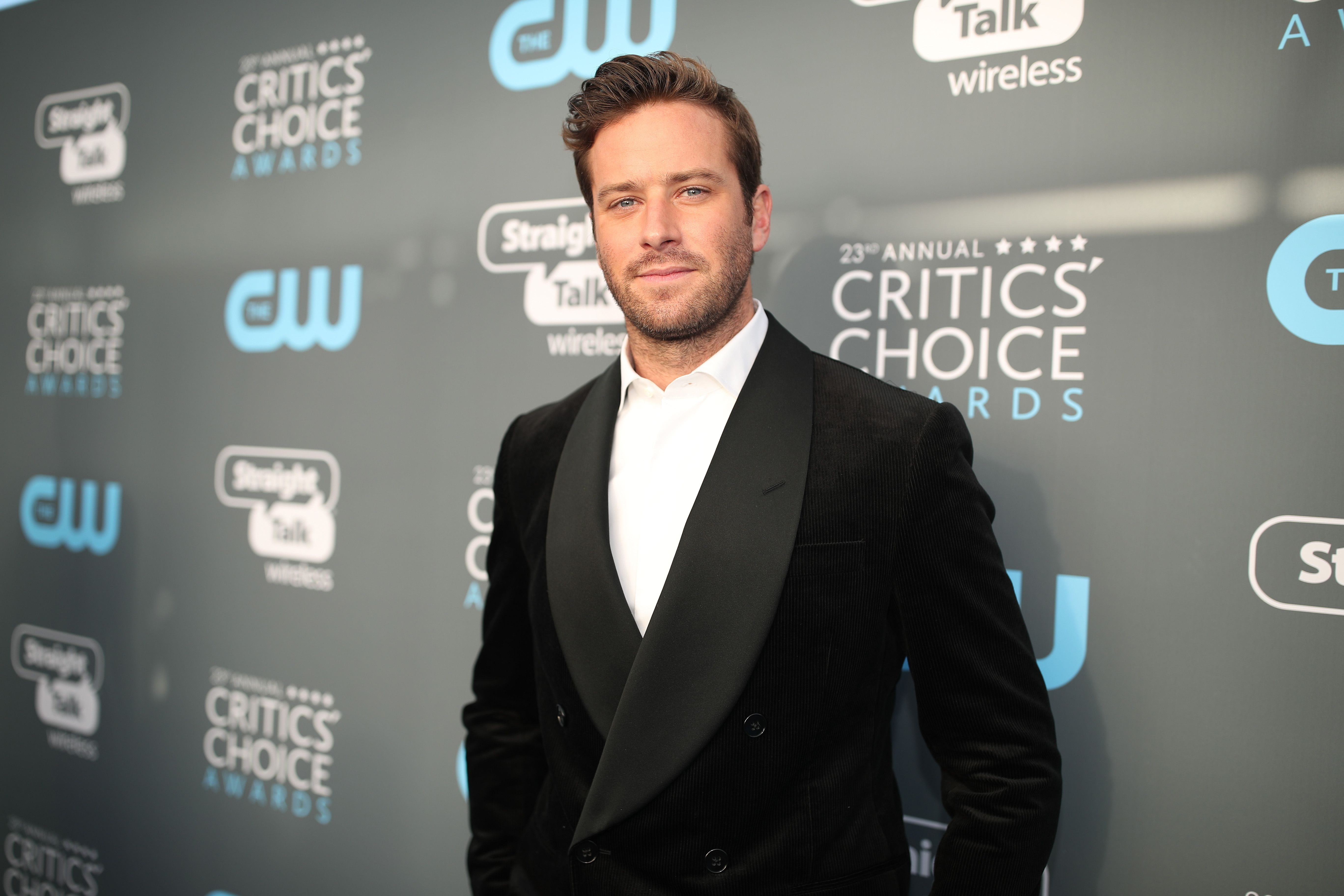 Armie Hammer Says We Should Be Paying Attention To This Marvel Executive's Ties To Trump