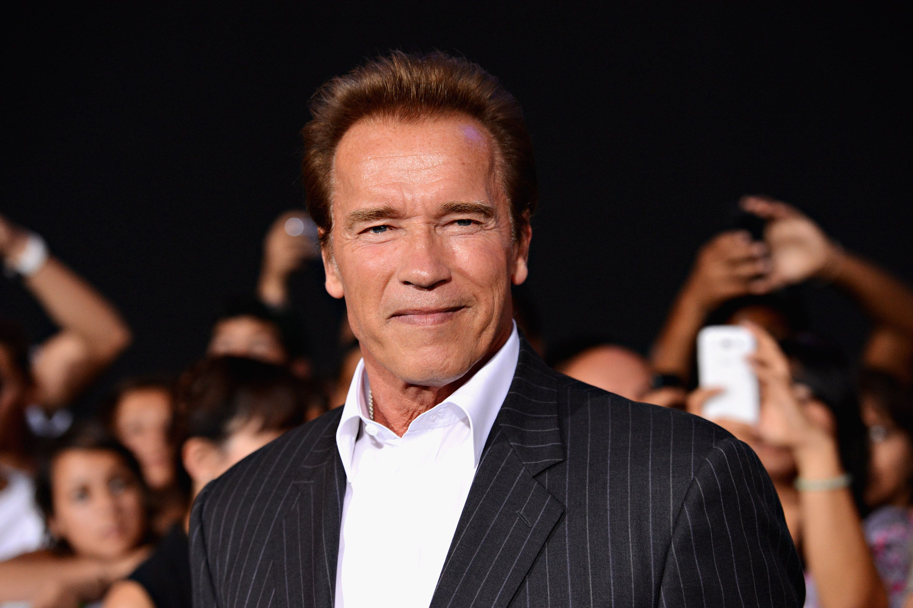 Arnold Schwarzenegger's Best Quotes on Strength and Success