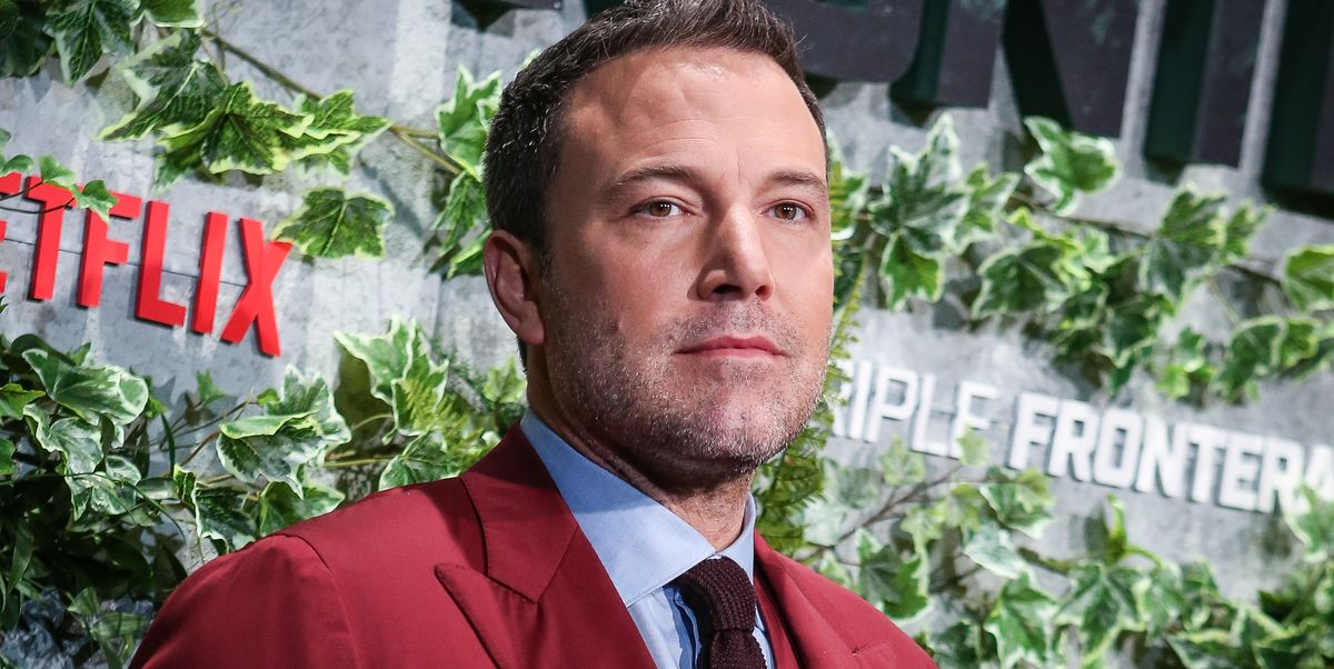 Ben Affleck Opens Up About His Alcohol Addiction, and How It Impacted His Family