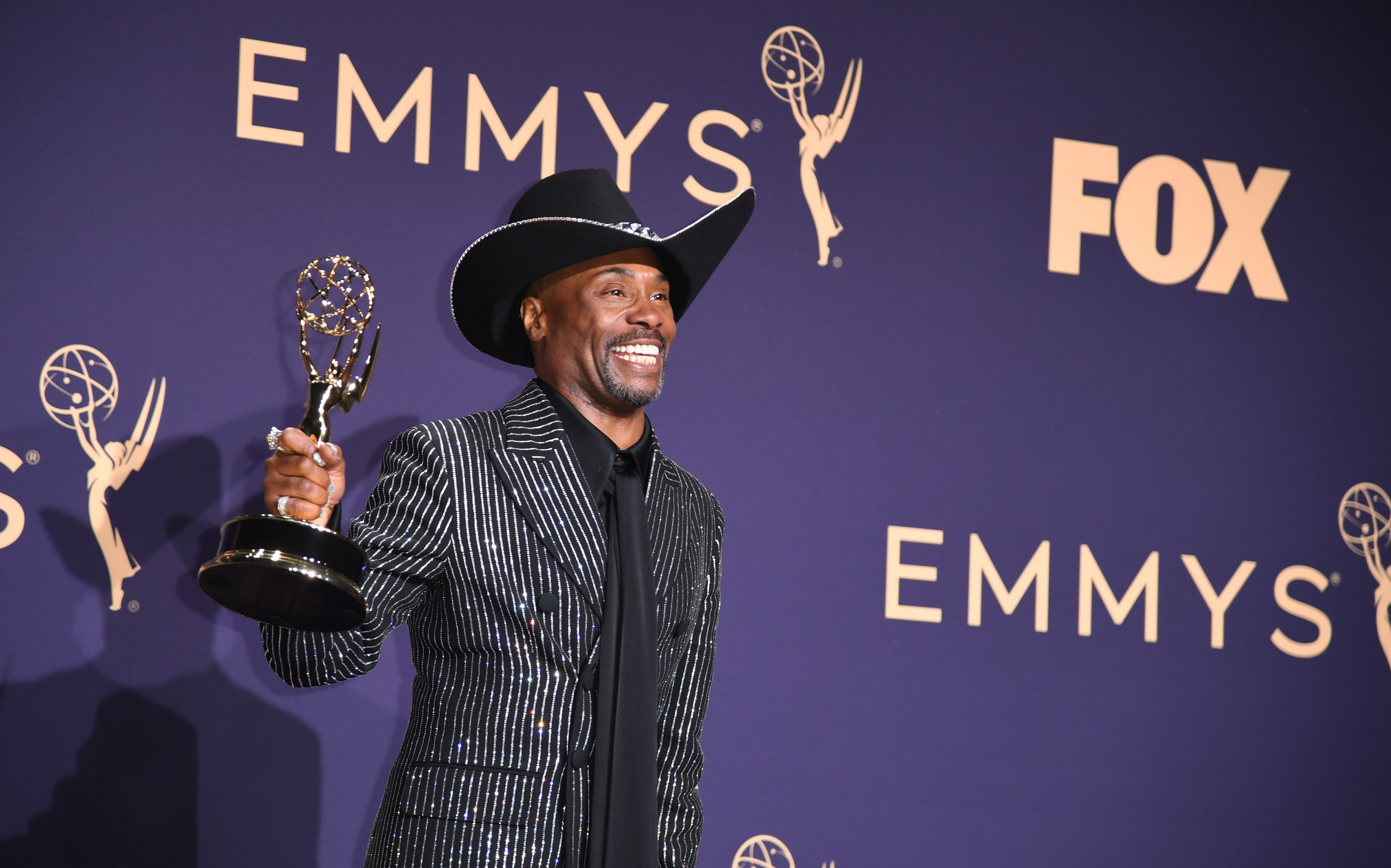 Billy Porter Is Now Only One Letter Away from EGOT Status