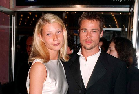 Brad Pitt/Gwyneth Paltrow filer