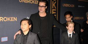USA - Unbroken premiere in Los Angeles.