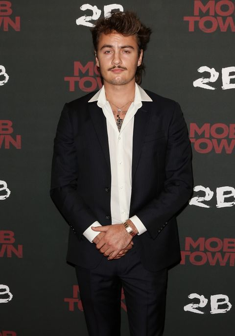 "Premiere Of ""Mob Town"""