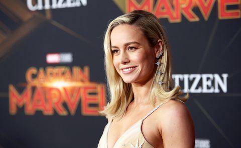 Los Angeles World Premiere Of Marvel Studios' 'Captain Marvel'