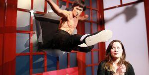 Bruce Lee, hija, pelicula, enfadada, erase una vez en hollywood