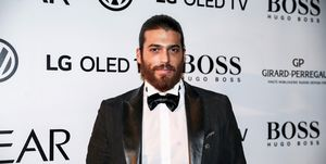 Can Yaman GQ Men Of The Year Award Ceremony in Istanbul