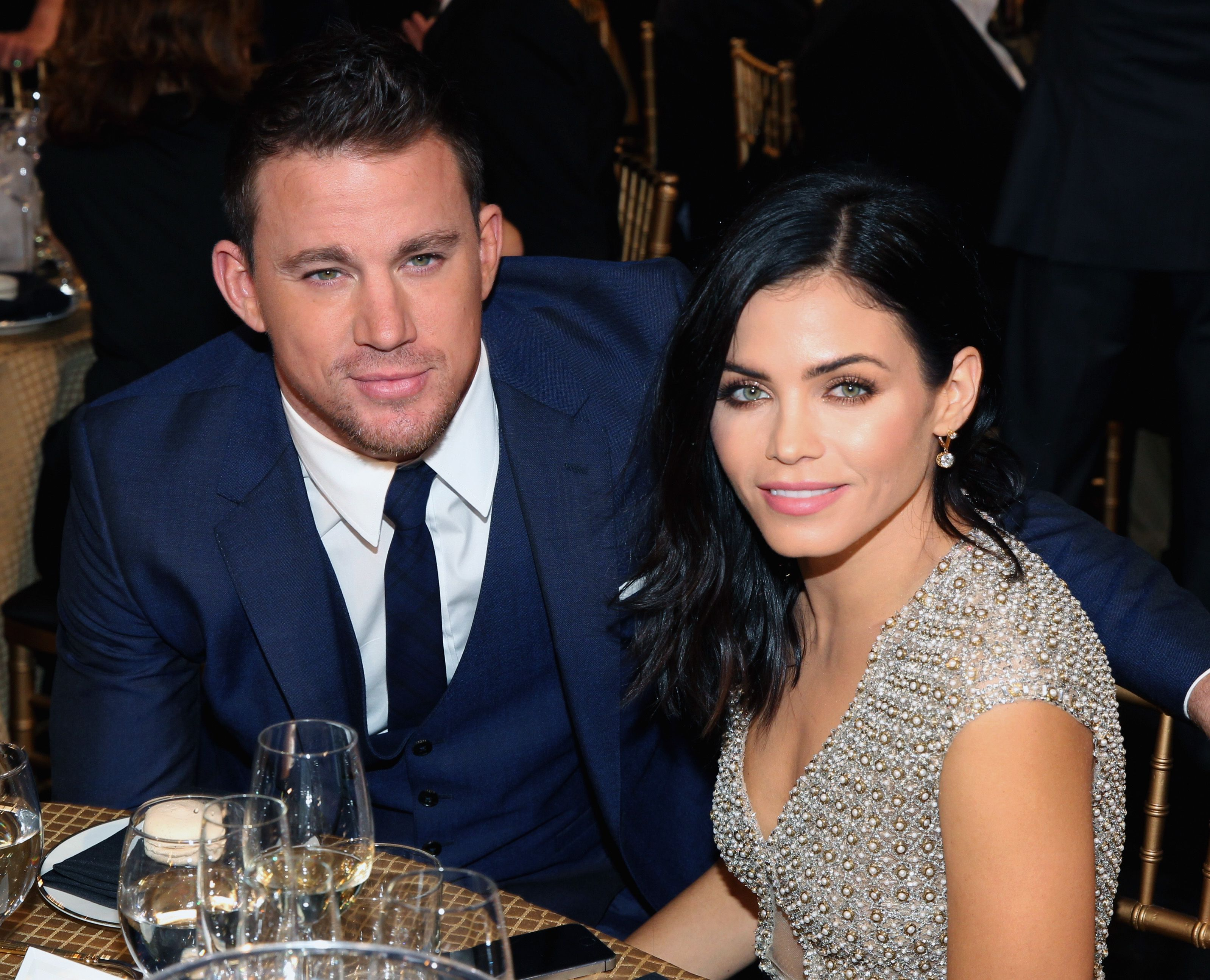 Jenna Dewan Found Out Her Ex Channing Tatum Was Dating Jessie J on In-Flight WiFi
