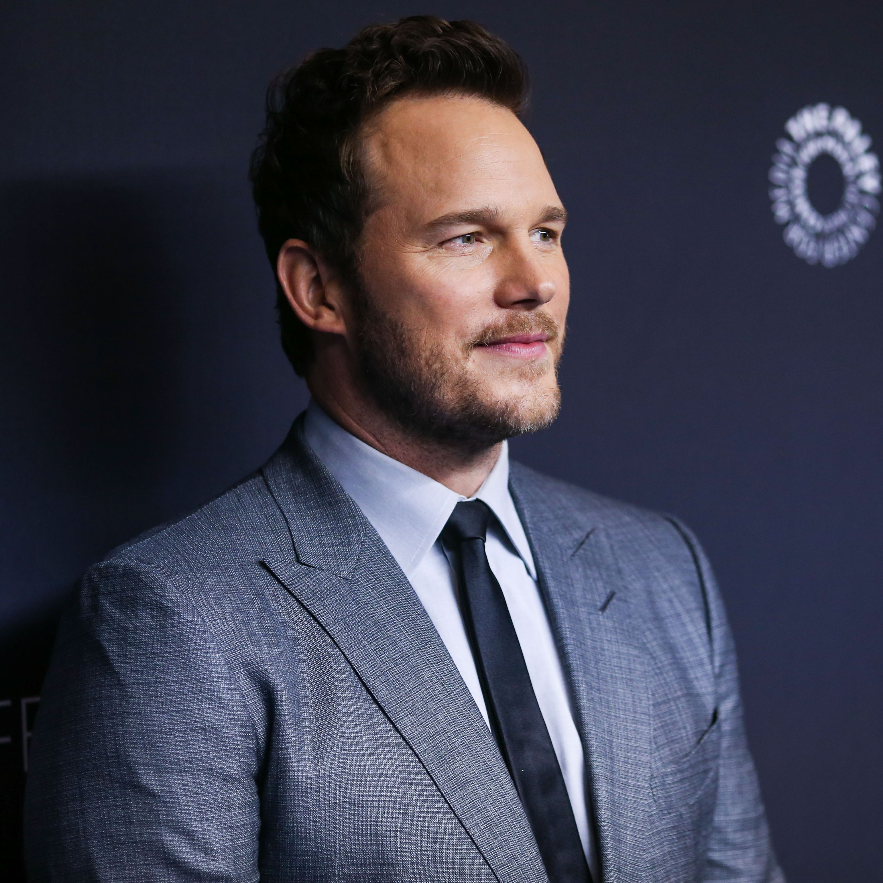 Chris Pratt Wears Klorane Patches Under His Eyes, and You Can, Too