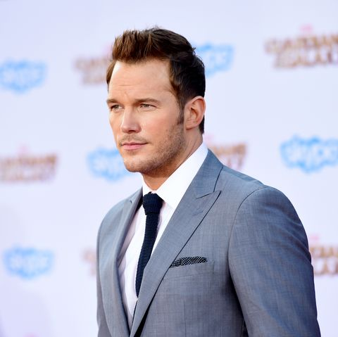 Premiere Of Marvel's 'Guardians Of The Galaxy' - Arrivals