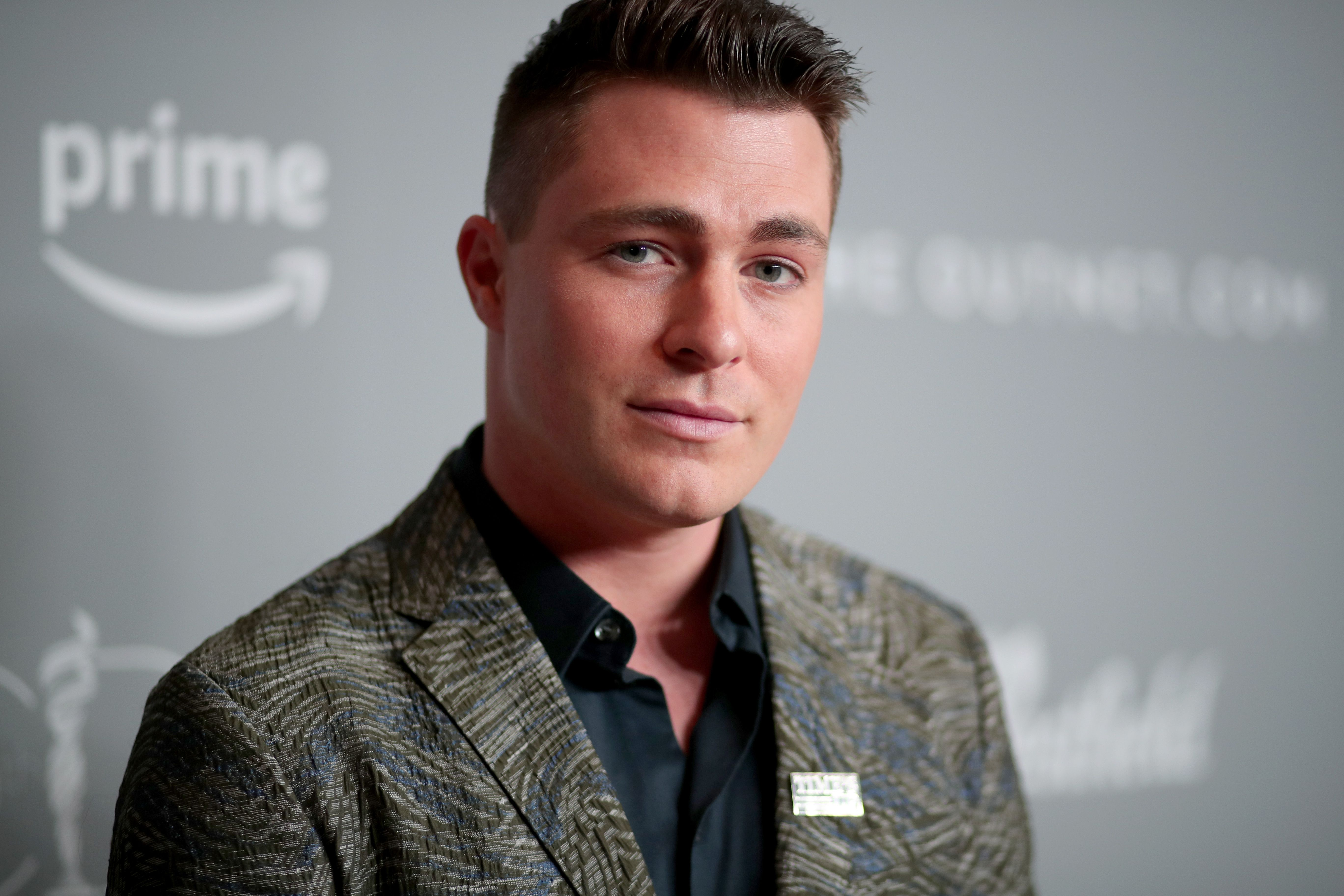 Colton Haynes Shared a Throwback Hospital Photo While Opening Up About Depression and Addiction