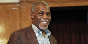 Gwyn Chapman Hosts An Evening With Actor And Activist Danny Glover