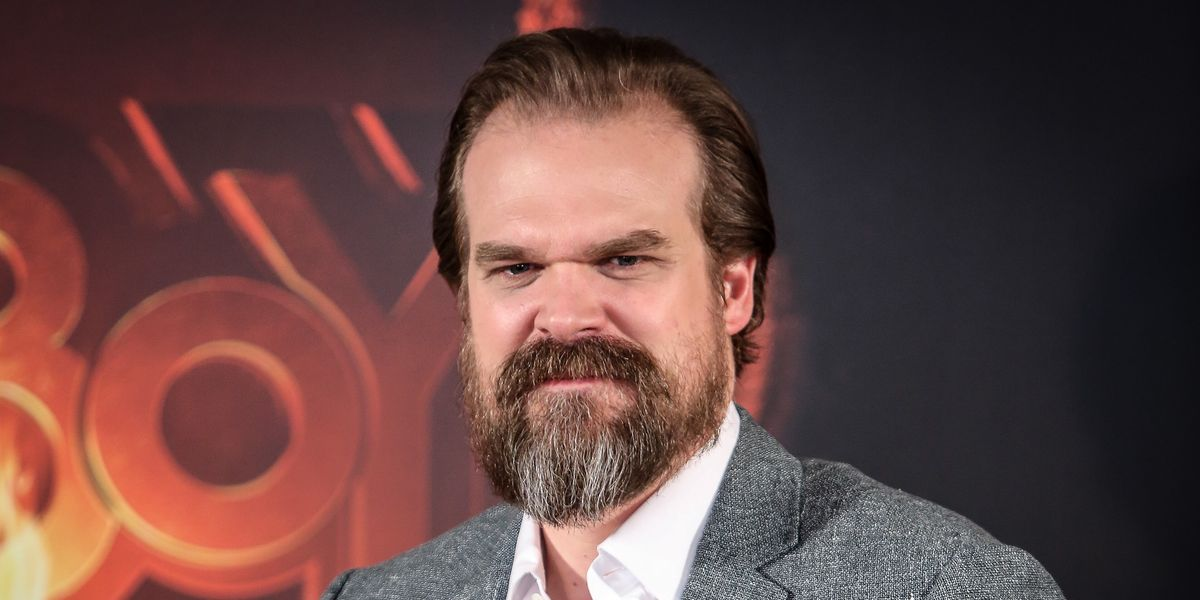David Harbour Got So Jacked For Hellboy That His Suit ...