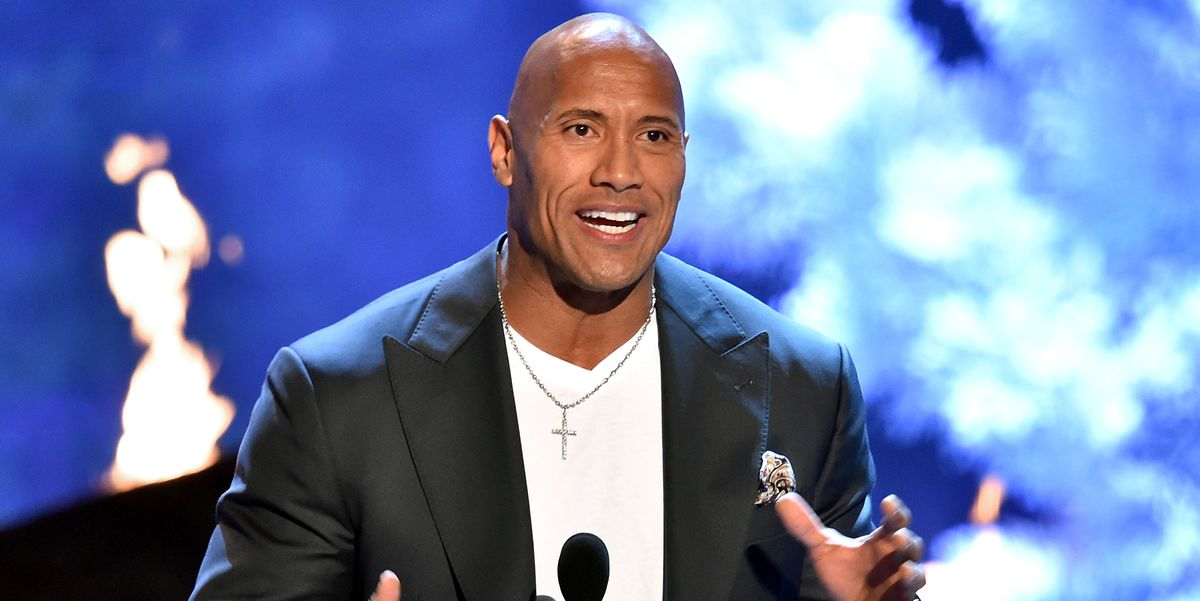 The Rock Shared Some Important Career Advice