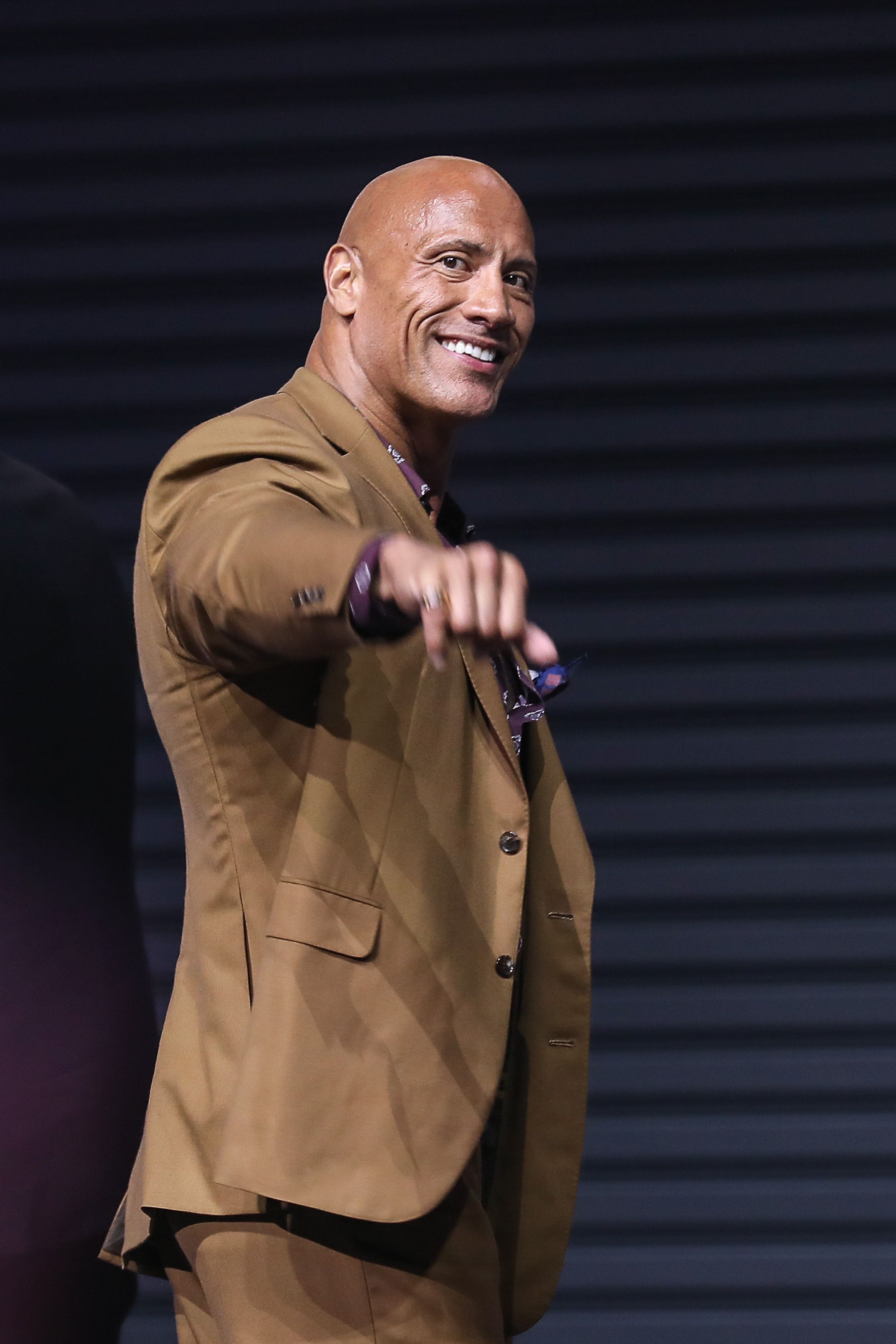 The Rock Thinks Tom Hanks Deserves the Title of 'Nicest Guy in Hollywood'