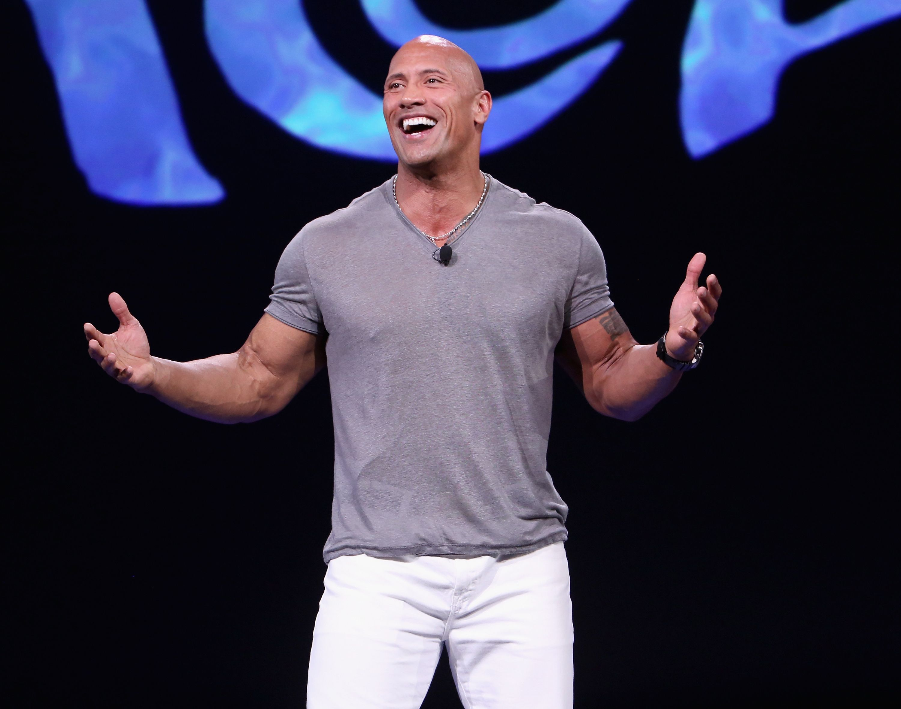 Dwayne The Rock Johnson Told Jimmy Fallon About His Cheat