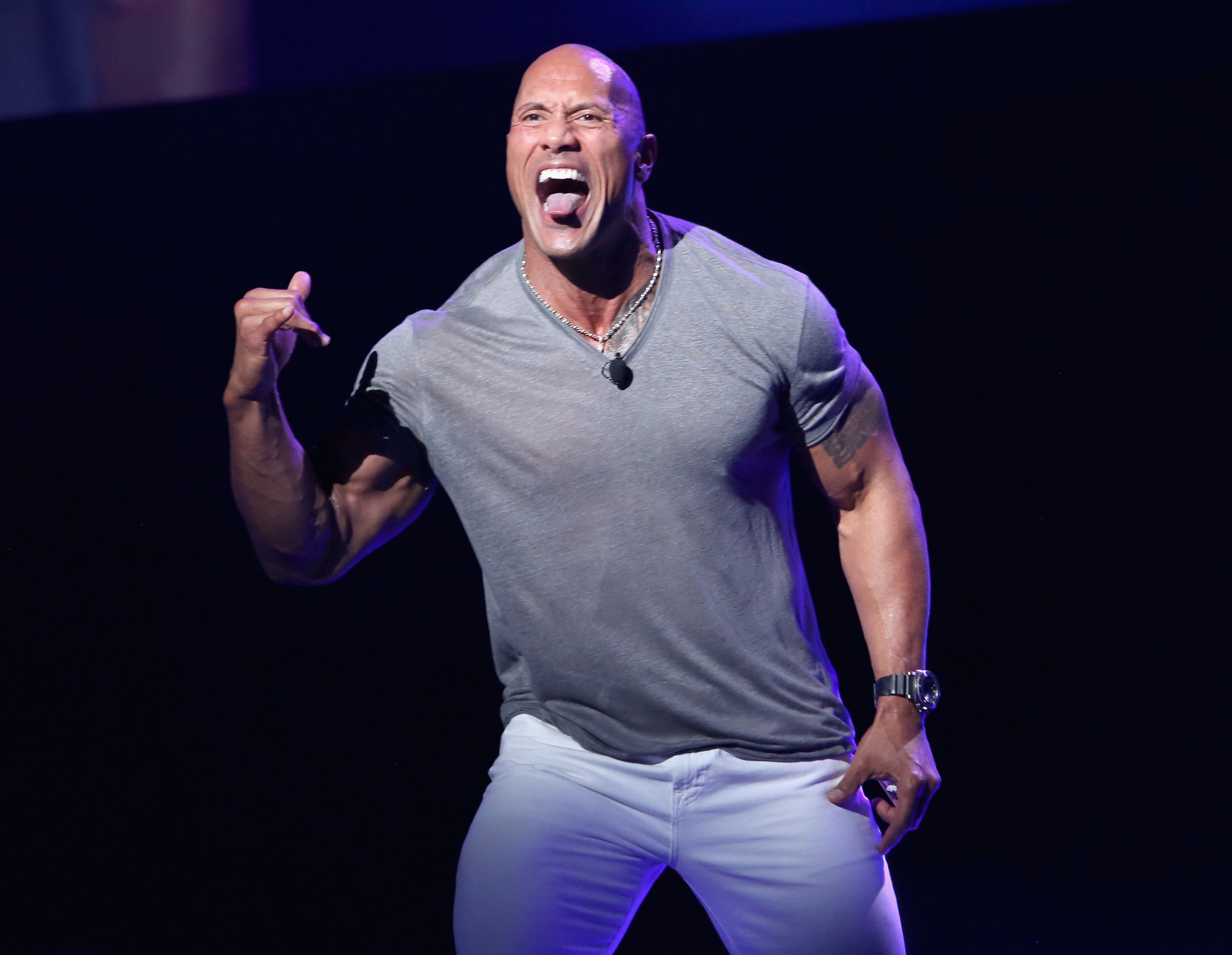 The Rock Finally Gets More Than Two 'Jeopardy' Answers Right... in a Category of Questions Based on His Own Career