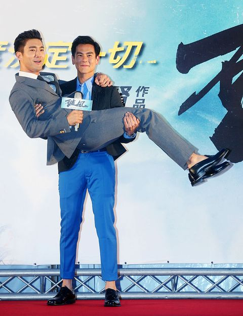 """""""To The Fore"""" Taipei Press Conference"""