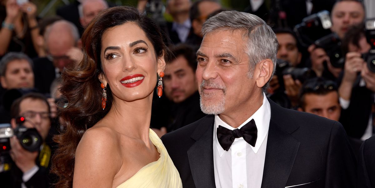 George Clooney Was Hospitalized Following a Motorcycle Accident in Italy