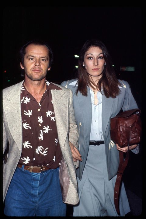 jack nicholson and anjelica huston