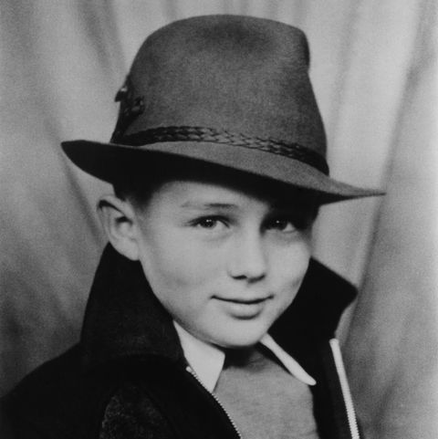 old hollywood stars before they were famous james dean as a child