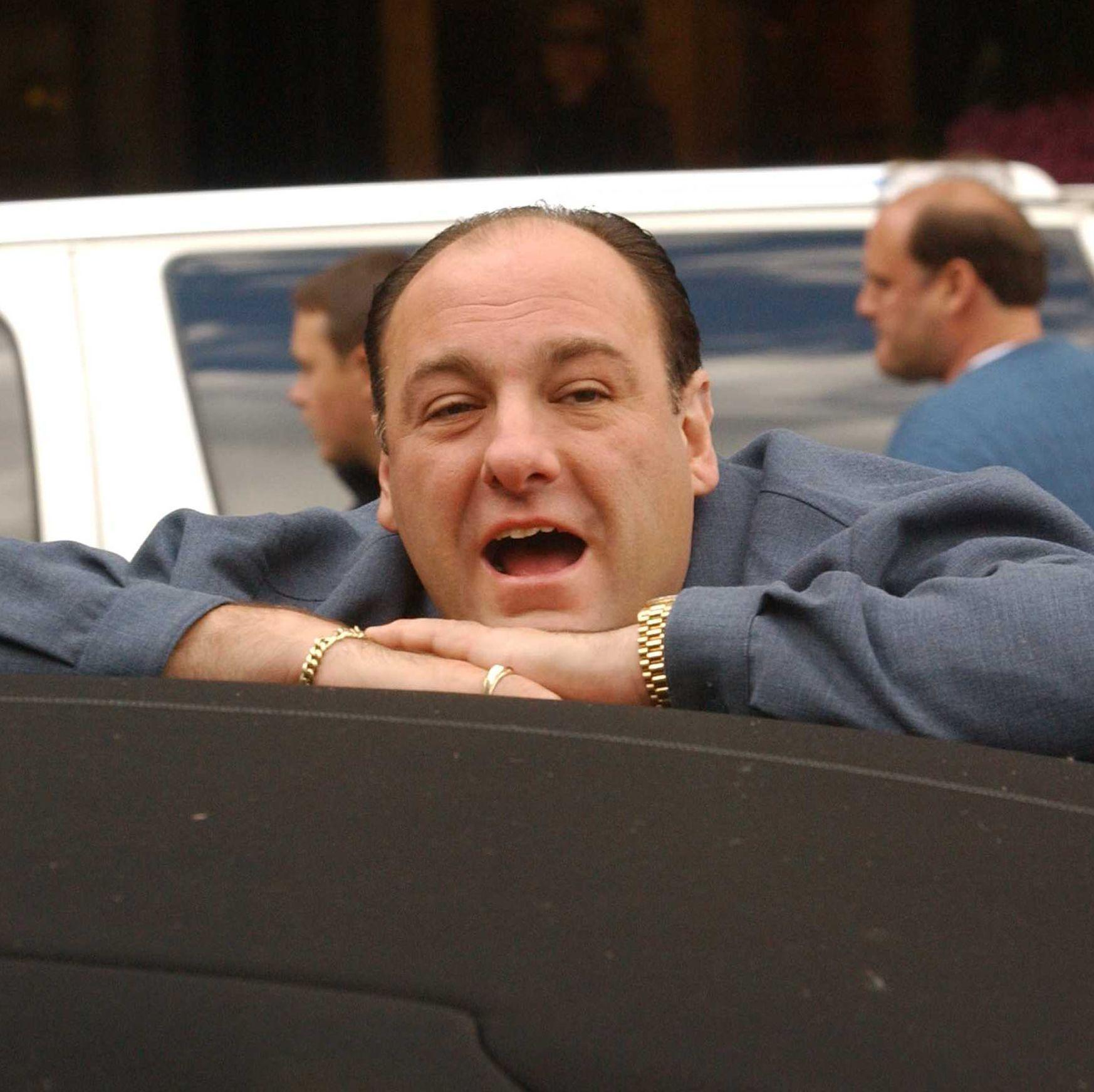 45 Rare Photos From the Set of 'The Sopranos'