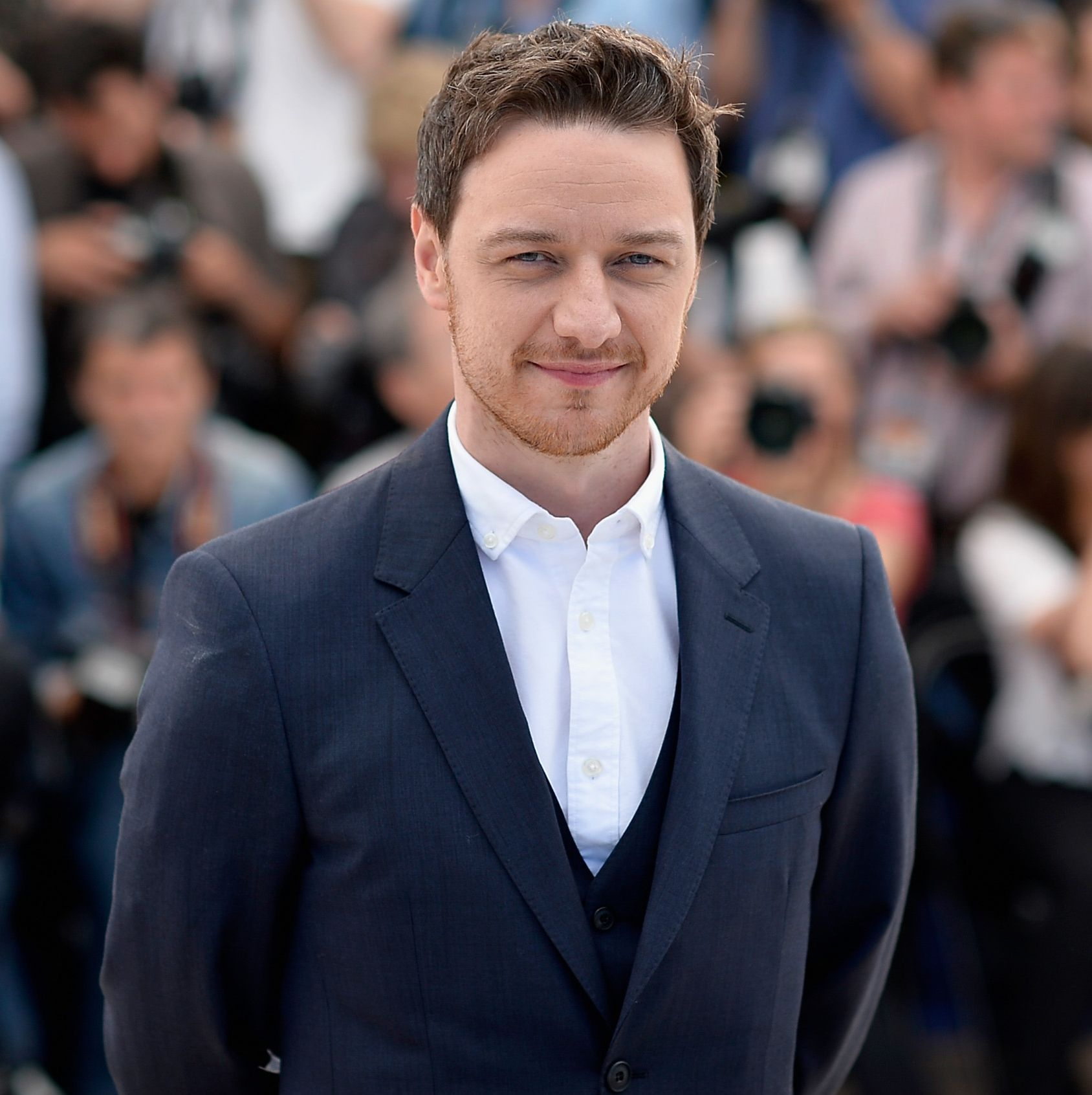 James McAvoy on the Awkwardest Sex Scene He's Ever Had to Film