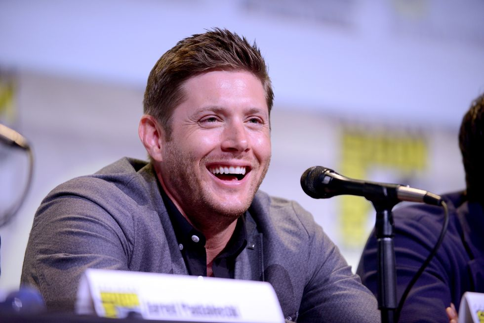 Jensen Ackles Showed Off His Jacked Arms in a New Thirst-Trap Video