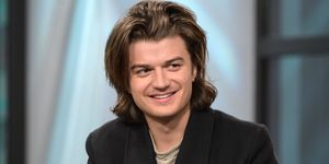 "Build Presents Joe Keery Discussing ""Stranger Things 2"""