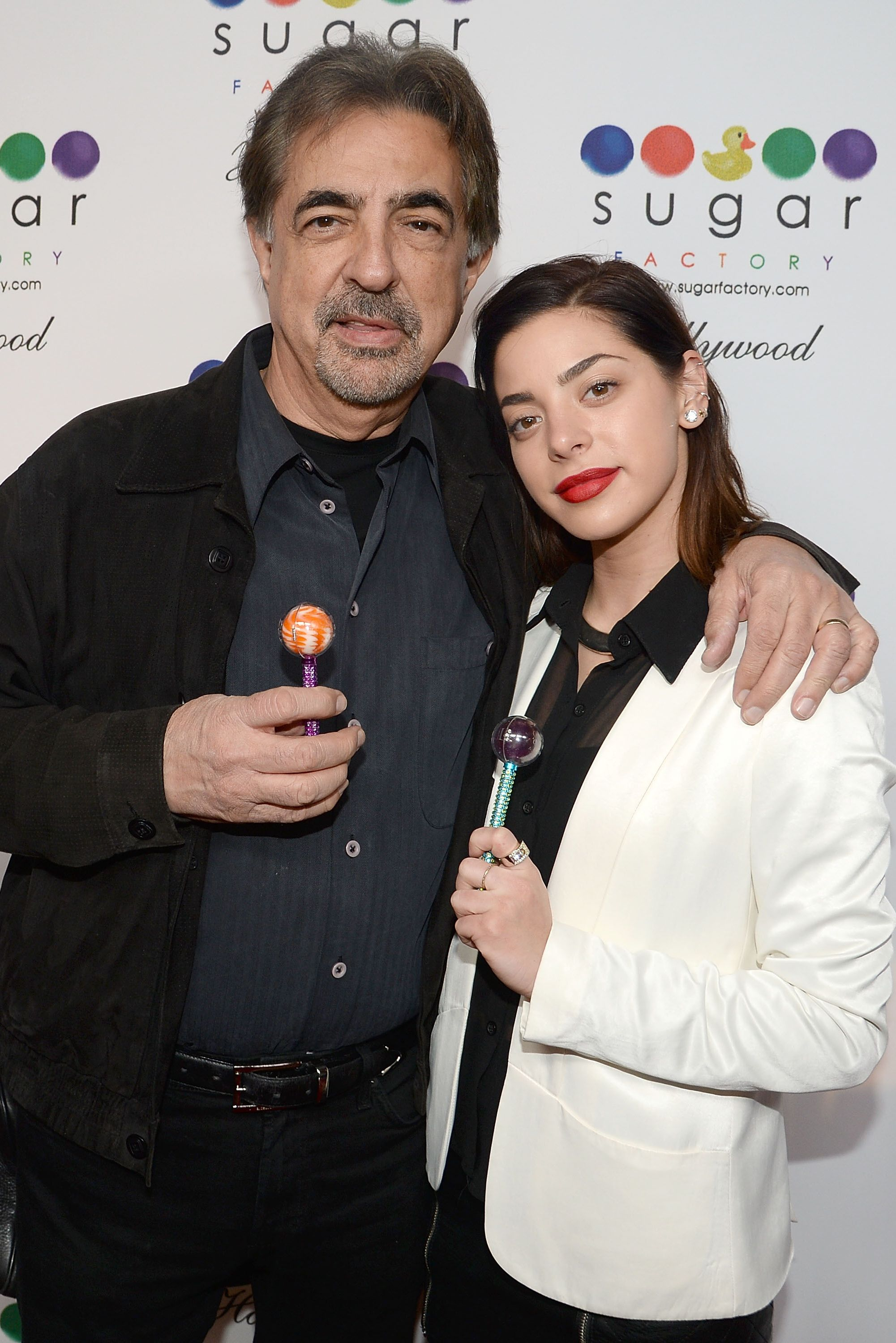 Actor Joe Mantegna's daughter Gia launched a successful acting career after she was awarded Miss Golden Globe 2011, appearing on the popular sitcom The Middle.