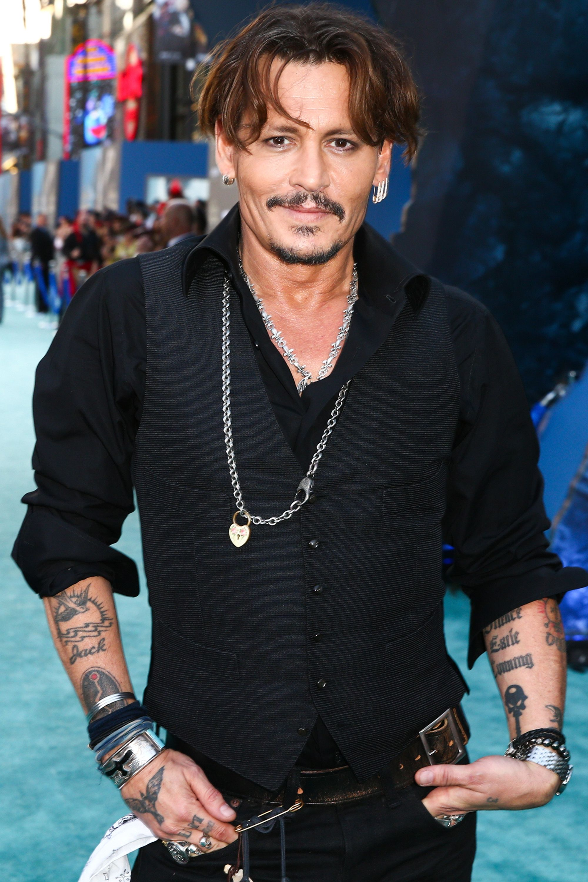 Premiere Of Disney's 'Pirates Of The Caribbean: Dead Men Tell No Tales' - Red Carpet