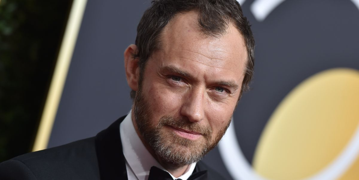 Jude Law in Talks to Play Captain Hook in Live-Action 'Peter Pan' Remake