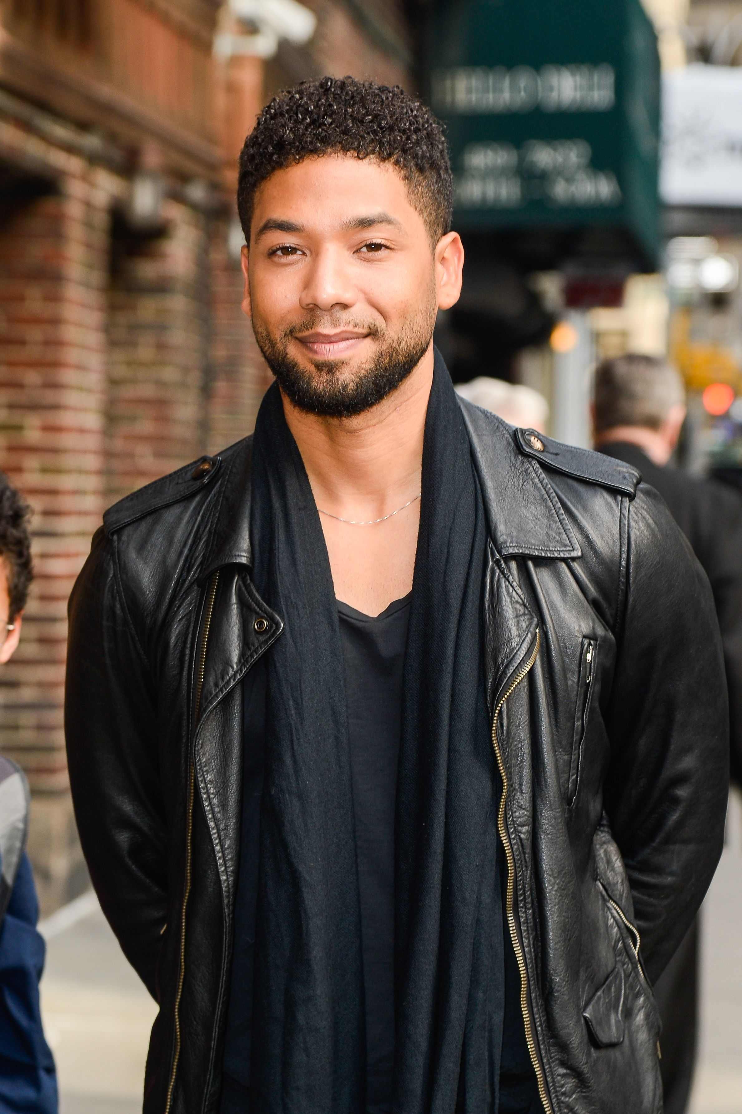 Jussie Smollett husband