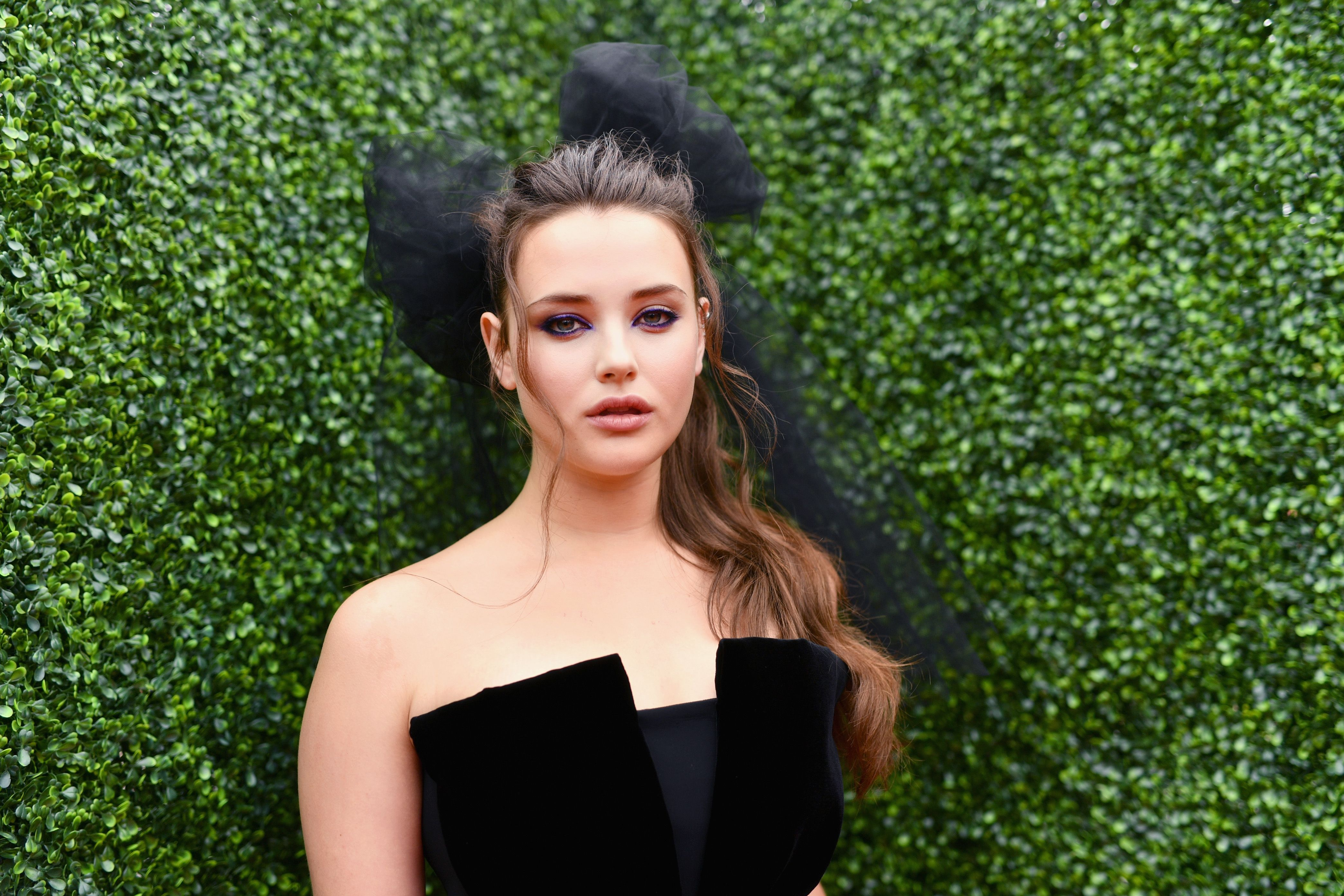 """Katherine Langford Is Starring in a New Netflix Show and It's Nothing Like """"13 Reasons Why"""""""