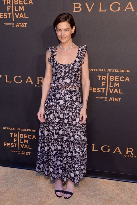 BVLGARI World Premier Screening At 2018 Tribeca Film Festival